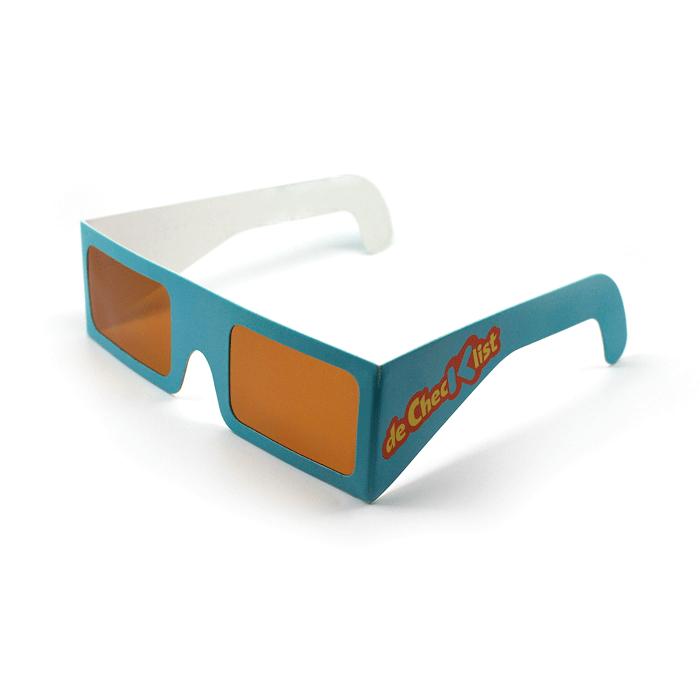 722c09ac3ec8ea Phellum 3D karton custom brillen voorbeeld Vergroten
