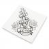 Phake tatoeages 50 x 50 mm voorbeeld