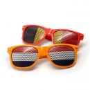 Zyndergifts Flaghole pinhole zonnebrillen