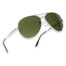 Phlugas metal aviator custom zonnebrillen