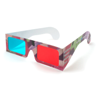 Phellum 3D karton zonnebril